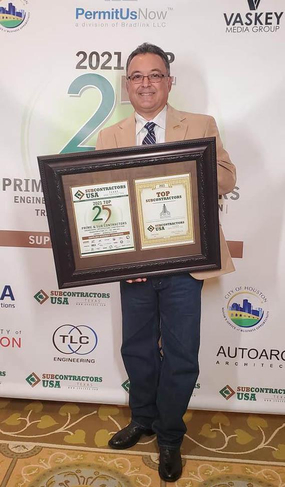 Ruben Mercado CEO IPSUM GC LLC